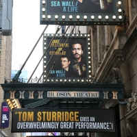 BWW TV: Broadway Struts the Red Carpet at Opening Night of SEA WALL/ A LIFE