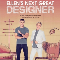 Max Original ELLEN'S NEXT GREAT DESIGNER Debuts April 22 Photo