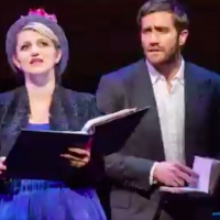 Video Flashback: Jake Gyllenhaal and Annaleigh Ashford in SUNDAY IN THE PARK WITH GEORGE