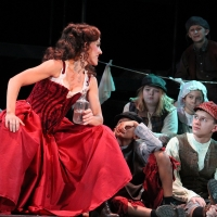 Photo Flash: First Look at OLIVER! at Temple Theatre