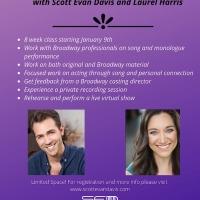 Education:  Scott Evan Davis & Laurel Harris To Offer Youth-Oriented Performance Work Photo