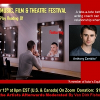 The Jocunda Music, Film & Theatre Festival Announces ENTR'ACTE A Virtual Play Reading Photo