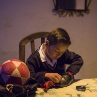 Giselle Geney's Live-Action Short 3 FEET Highlights Colombian Children's Resilience During Photo