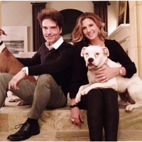 Daisy Fuentes & Richard Marx On Why They Don't Eat Fish on AWESOME VEGANS Podcast Photo