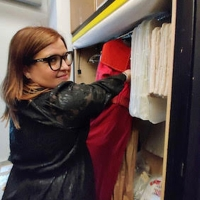 Behind the Curtain: Interview With Tess Weaver - Wardrobe Supervisor for the MY FAIR  Photo