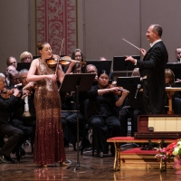 Columbus Symphony to Rebroadcast Sold-Out IL CANNONE Violin Concert Photo