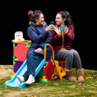 BWW Review: CRY IT OUT at Hartford Stage Photo