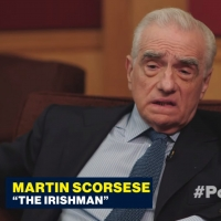 VIDEO: Martin Scorsese Talks About Joe Pesci on GOOD MORNING AMERICA