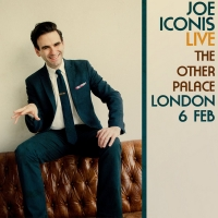 BWW Review: JOE ICONIS LIVE, The Other Palace Photo