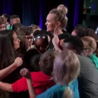 VIDEO: Carrie Underwood Surprises Elementary School Choir During CMA Fest