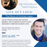 LIVE OUT LOUD: THE MUSIC OF ANDREW LIPPA to be Presented by The Long Island Musical T Photo