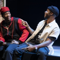 Review Roundup: THOUGHTS OF A COLORED MAN Opens On Broadway! Photo
