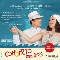 BWW Review: Two Actors and Many Characters Guarantee the Fun In CONSERTO PARA DOIS, O Photo