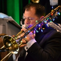 The Orlando Big Band Brings The Athens Theatre Their Holiday Favorites Photo
