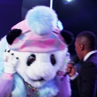 VIDEO: The Panda is Unmasked on THE MASKED SINGER!