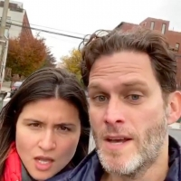 VIDEO: Steven Pasquale and Phillipa Soo Perform Original Song To Urge People To Vote