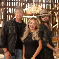 Bobby & Teddii Cyrus With Billy Ray Cyrus Introduce New Video 'Roll That Rock' Photo