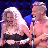 VIDEO: The Skivvies Take Over Joe's Pub with Andrew Keenan-Bolger, Bonnie Milligan an Video