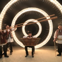 WINTER SONGS ON MARS Celebrates Koliada At La MaMa Photo