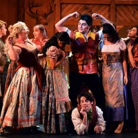 Disney's BEAUTY AND THE BEAST Continues At Centenary Stage Company