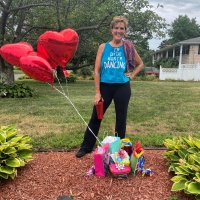 Darlene Zoller Celebrates 150th Consecutive Day Of 'Better When I'm Dancing' On Faceb Photo