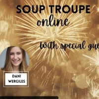 VIDEO: Robbie Rozelle Makes Guest Appearance on SOUP TROUPE ONLINE Photo