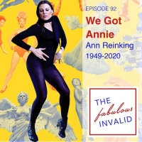 Listen: The Life and Career of Ann Reinking Celebrated on Latest Episode of THE FABUL Photo