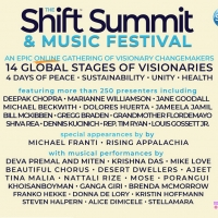 Deepak Chopra, Marianne Williamson, Jane Goodall and More to Take Part in THE SHIFT S Photo