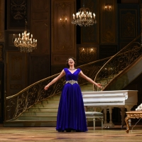 Stream Lisette Oropesa's Role Debut In LA TRAVIATA Photo