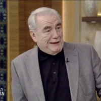 VIDEO: SUCCESSION's Brian Cox Talks Playing LBJ on Broadway on LIVE WITH KELLY AND RY Video