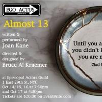 Ego Actus Presents ALMOST 13 Photo