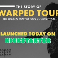 Kickstarter Campaign Launches for The Official Warped Tour Documentary