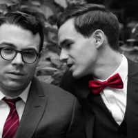 THRILL ME: THE LEOPOLD & LOEB STORY Will Be Presented By Little Red Light Theatre Photo