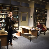 BWW Review: OLEANNA, Arts Theatre Photo