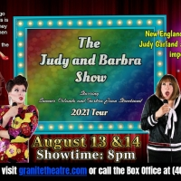 THE JUDY AND BARBRA SHOW Will Be Performed at The Granite Theatre Next Month Photo