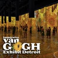 "Immersive Van Gogh Exhibit Detroit �"" On Sale Now! Photo"