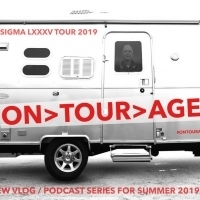 The Alarm Launch 'On Tour Age' Podcast Photo