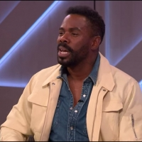 VIDEO: Tony Nominee Colman Domingo Talks MA RAINEY'S BLACK BOTTOM & Chadwick Boseman Photo
