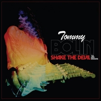 Guitar Legend TOMMY BOLIN Celebrates With New Collection Of Lost Tracks Photo