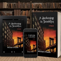 Michael O'Keefe Promotes Crime Thriller A RECKONING IN BROOKLYN Photo