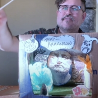 VIDEO: Learn How to Make a Toy Theatre From Household Items as Part of Center Theatre Photo