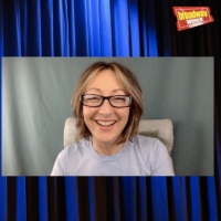 VIDEO: Carmen Cusack Visits Backstage LIVE with Richard Ridge- Watch Now! Photo