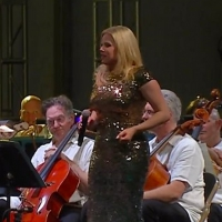 VIDEO: Megan Hilty, Adam Jacobs, Norm Lewis, and Patina Miller Perform Alan Menken Songs With the NSO Pops