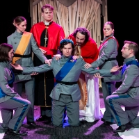 BWW Review:  Brave Spirits' HENRY THE FIFTH Rounds out their History Rep in Sobering, Photo