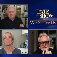 VIDEO: The Cast of THE WEST WING Talk About Their Favorite Episodes on THE LATE SHOW Video