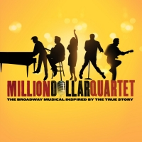 MILLION DOLLAR QUARTET At Northern Stage Now In Performance Photo