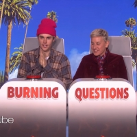 VIDEO: Justin Bieber Answers Ellen's 'Burning Questions' Photo