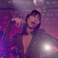 VIDEO: DUA LIPA Shares 'New Rules' for COVID Dating Photo