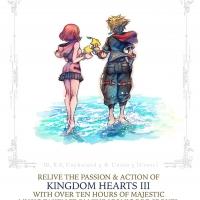 KINGDOM HEARTS III Original Soundtrack Available Today Photo