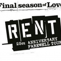 RENT 25TH Anniversary Farewell Tour to be Presented at Jacksonville's Times-Union Cen Photo